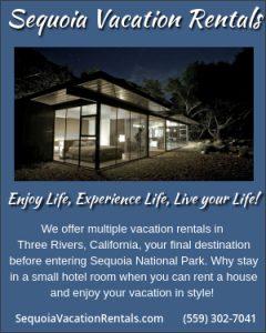 Sequoia Vacation Rentals