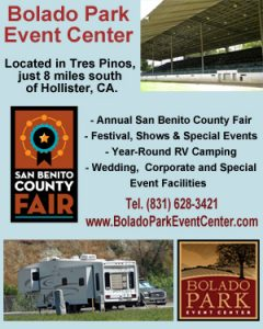 Bolado Park Event Center