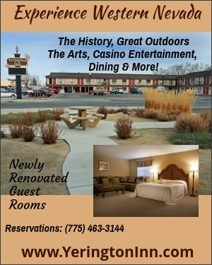 Yerington Inn - Yerington, NV