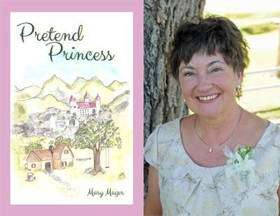 Mary Mager: Pretend Princess