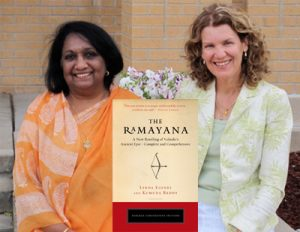 The Ramayana: A New Retelling of Valmiki's Ancient Epic