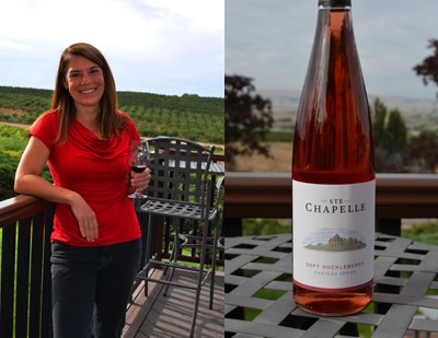 Ste. Chapelle Sawtooth winemaker Meredith Smith