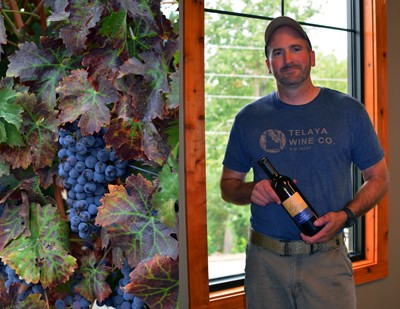 Earl Sulivan, Telaya Wine Co