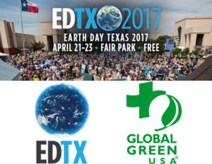 Earth Day Texas