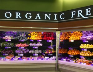 Choosing Fruits and Vegetables