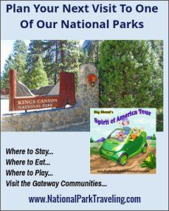National Park Traveling
