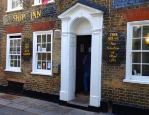The Ship Inn, Deal, UK