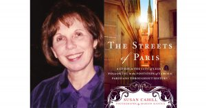 Susan Cahill - Streets of Paris