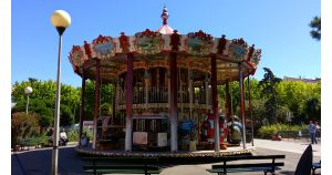 Carousel in Sanary-Sur-Mer