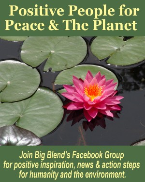 Positive People for Peace & the Planet