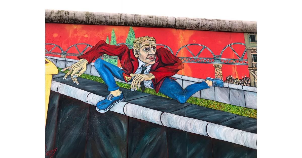 Berlin Wall (Guest Artist)
