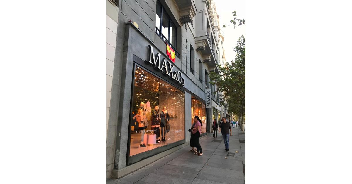 Designer Shopping on Calle de Serrano
