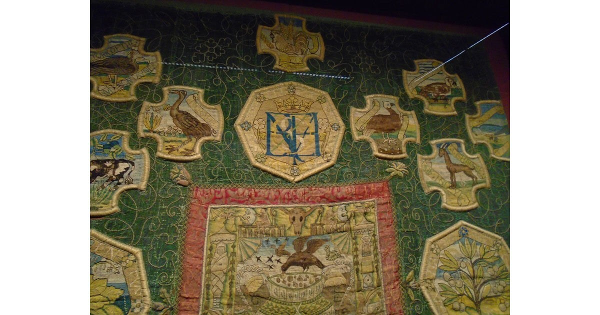 Marian Tapestry, Norfolk Tours