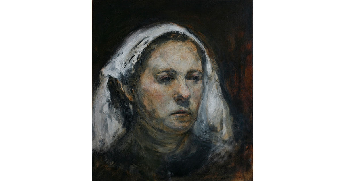 Female Study by Joshua Osburg