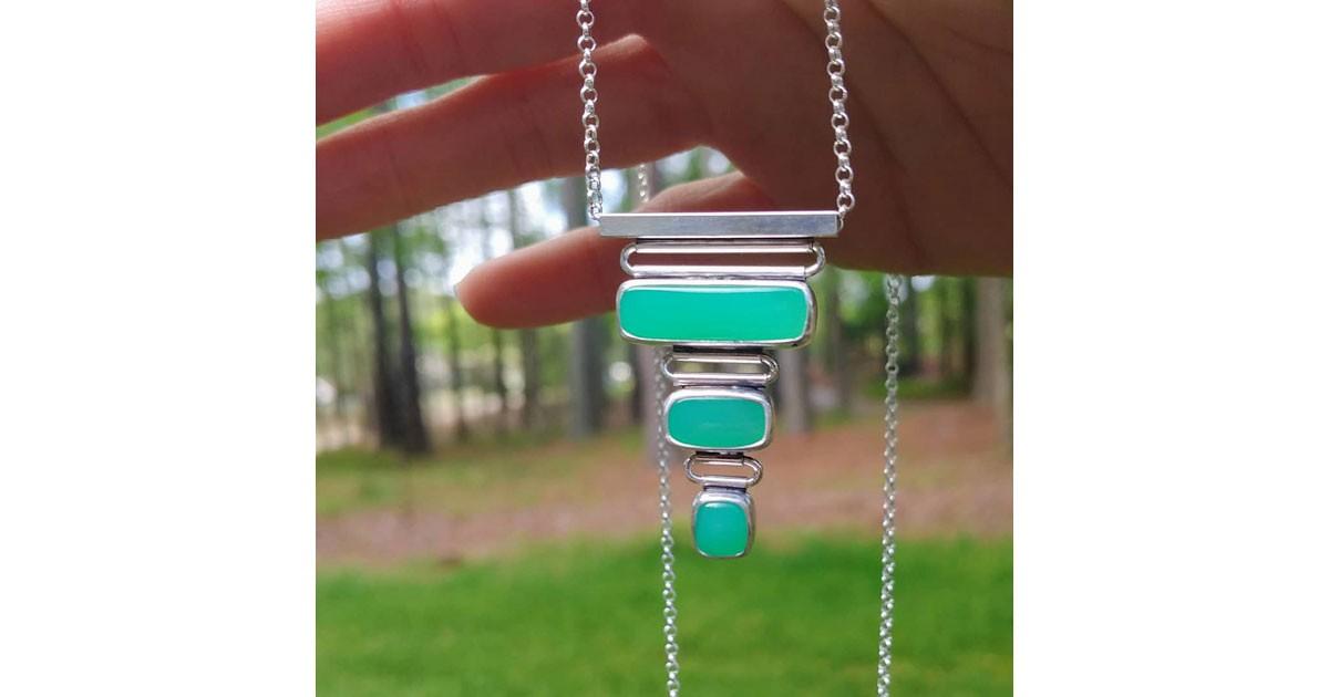 Jewelry by Taryn Cuper