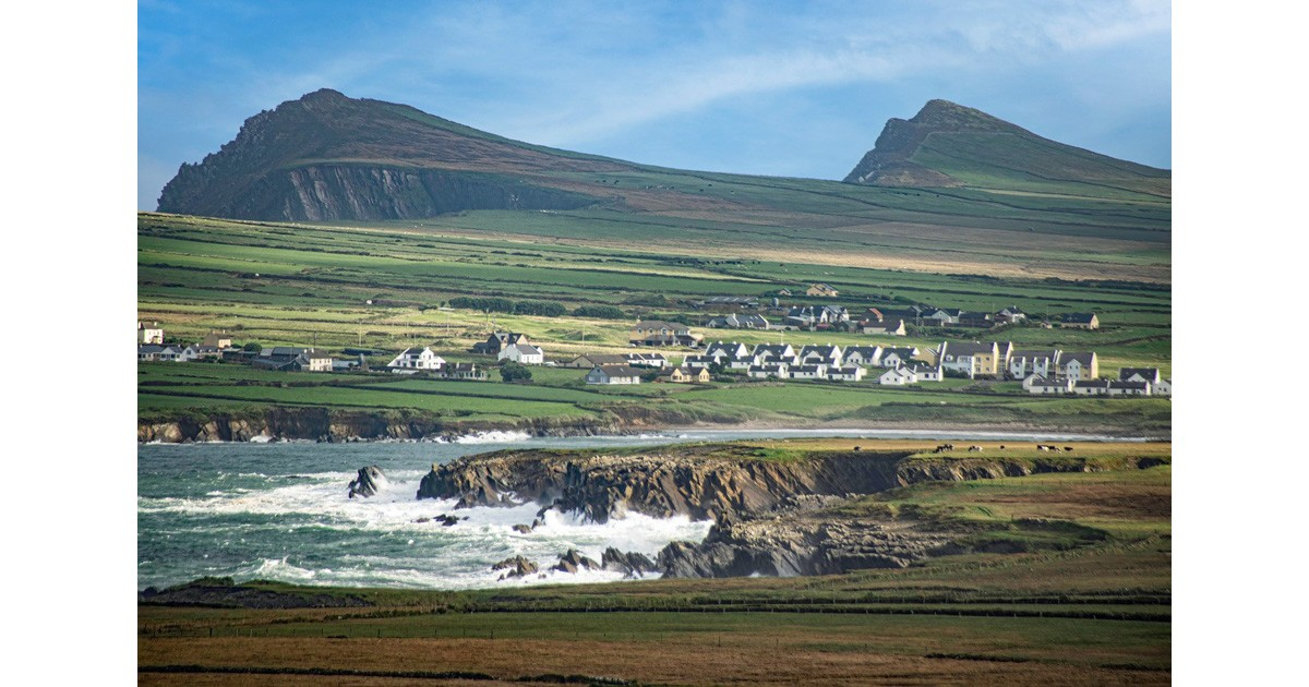 Wild Atlantic Way in Ireland by Kathleen Messmer