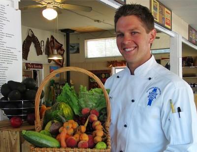 Chef Jeremy Manley