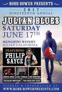 Julian Blues Bash