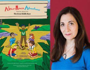 Alpha-Mania Adventures Children's Books