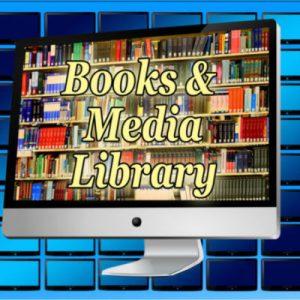 Books & Media Library
