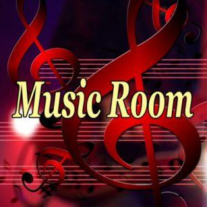 Big Blend's Music Room