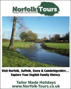 Norfolk Tour in England