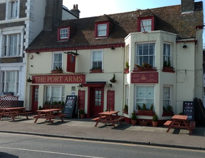 The Port Arms, Deal UK