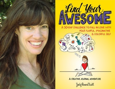 Judy Clement Wall: Find Your Awesome
