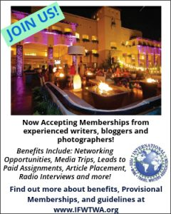 International Food Wine & Travel Writers Association