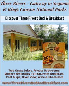 Three Rivers Bed & Breakfast
