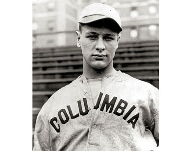 """HENRY LOUIS """"BUSTER"""" GEHRIG - Baseball first baseman for the New York Yankees  """"There is no room in baseball for discrimination. It is our national pastime and a game for all."""""""