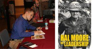 Mike guardia - Hal More on Leadership