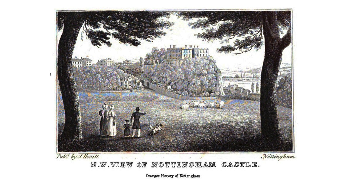 Nottingham Castle, Nottingham, England