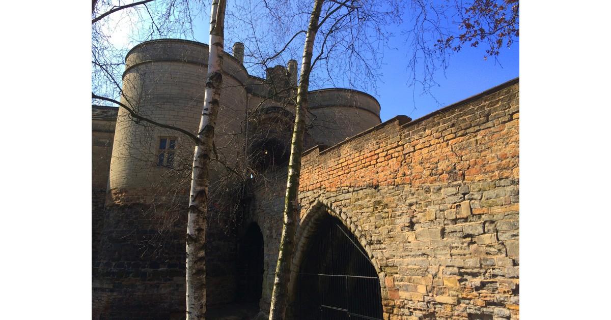 Nottingham Castle, Nottingham, England