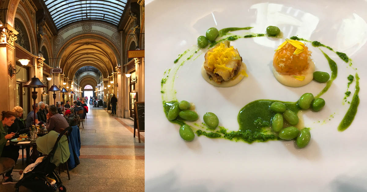 Cafes are ubiquitous in Vienna &Vegetarians will rejoice at Michelin-starred Tian.