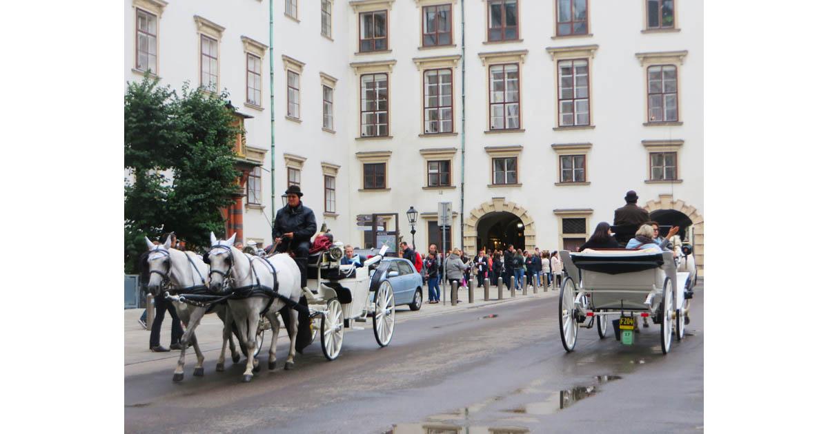 Vienna's architecture