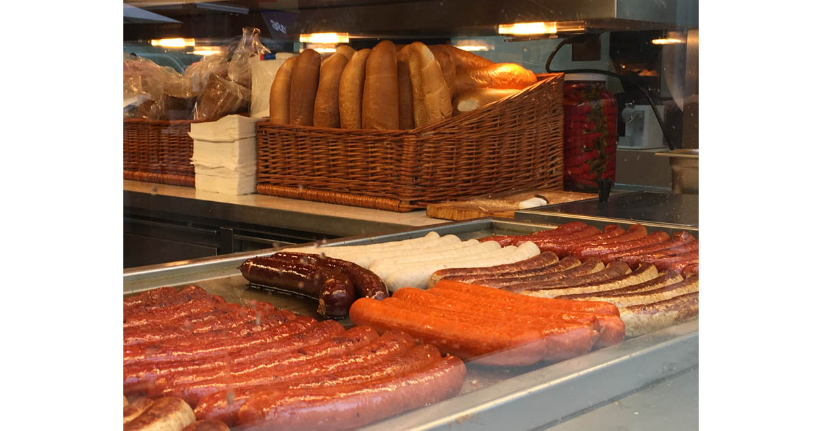 When it comes to sausages, the options are many.