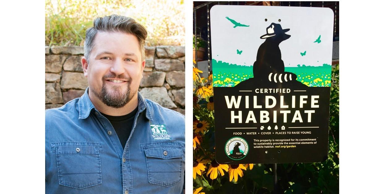 David Mizejewski - Wildlife Habitat