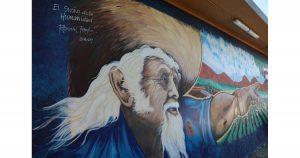Hollister Mural