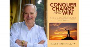 Ralph Masegill Jr - Conquer Change and Win