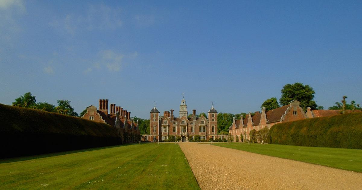 Blickling,  Norfolk Tours