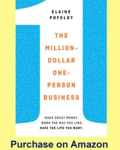 The One Million Dollar One Person Business