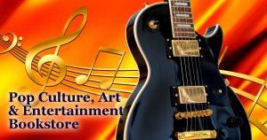 Pop Culture, Art & Entertainment Bookstore
