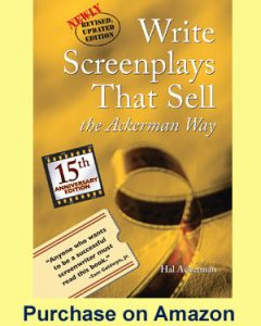 Write Screenplays That Sell by Hal Ackerman