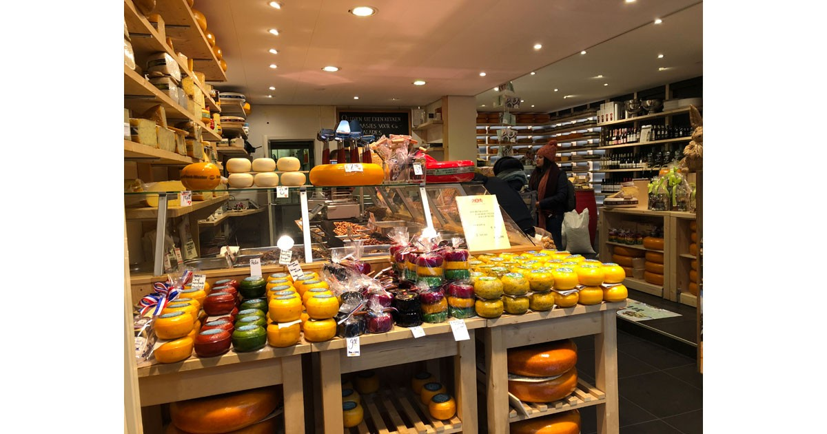 Cheese Shop in Alkmaar