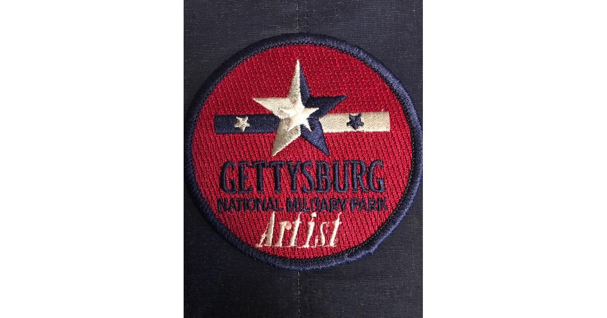 Gettysburg Arm Patch