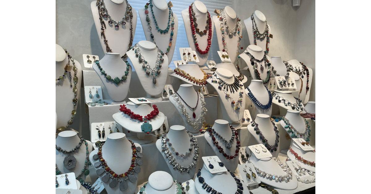 Alice Bailey's jewelry