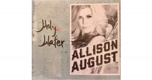 Allison August: Holy Water