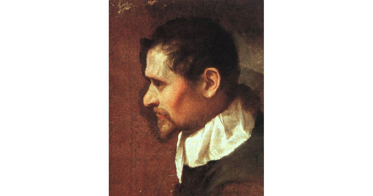 Annibale Carracci-Self-portrait