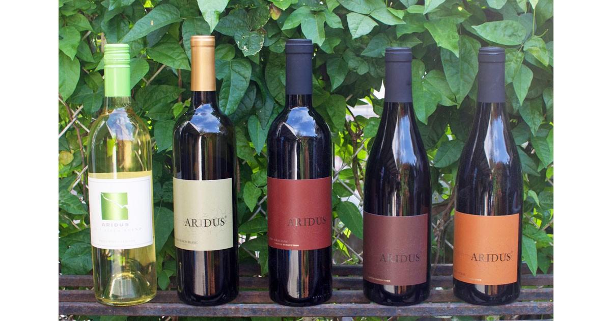 Aridus Wine (C) Cori Solomon